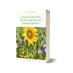 Natral Old Time Hacks Tips and Recipes E-book