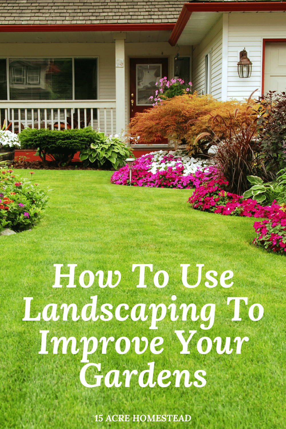 Use these simple tips to start the gardening season with a new look for your gardens.