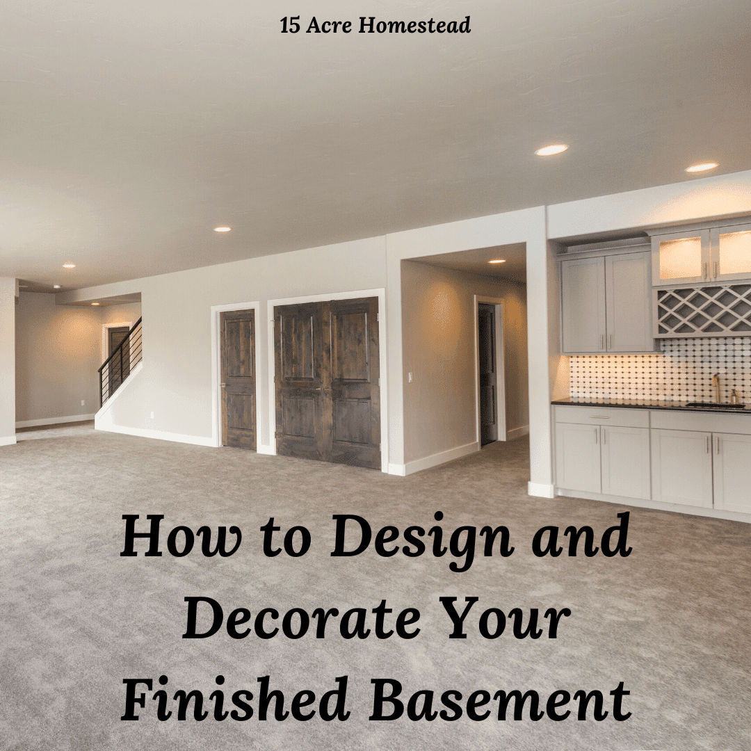 Before remodeling and decorating the basement in your home, consider these ideas and tips.