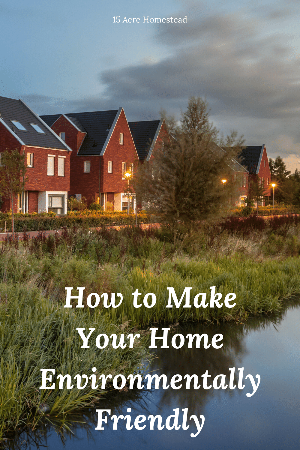 There are so many ways to make your home environmentally friendly and these tips should help!
