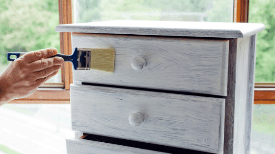 refresh your home with painted furniture