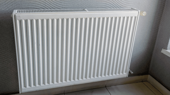 aluminum radiator feature