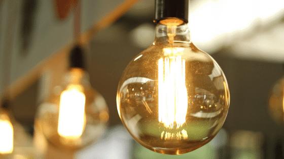 environmentally friendly light bulb