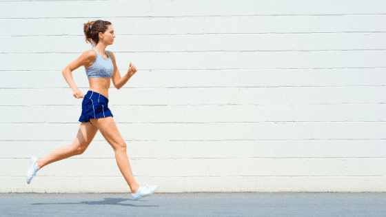 exercising can help improve your sleep