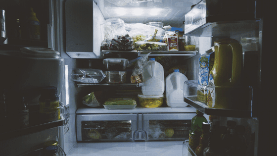A fridge is a modern appliance that is a great help on the homestead.