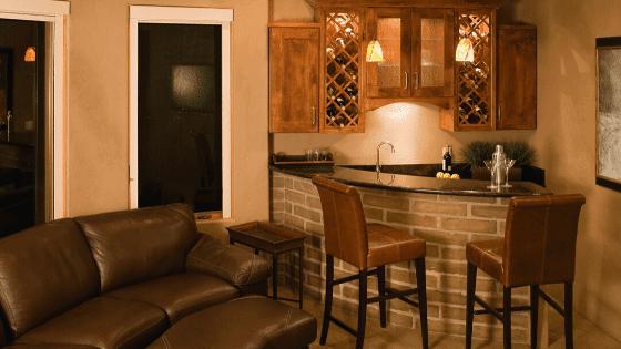 correct basement lighting
