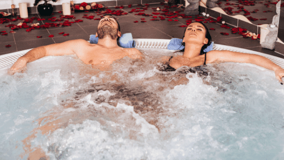 hot tub for two