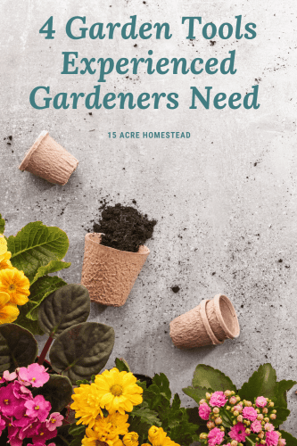 Don't leave the fortune of your garden to the Gods. These garden tools will make sure you're in control of its destiny.