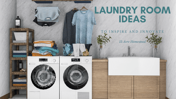Laundry room ideas featured image