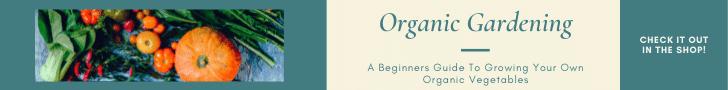 Organic Gardening Banner