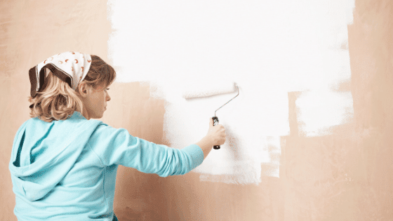One of things to update on your house is the painting.