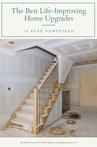 If you are looking for ways to upgrade your home – and your life – this summer, here are some of the best life-improving home upgrades for those looking for something a little extra for their home.