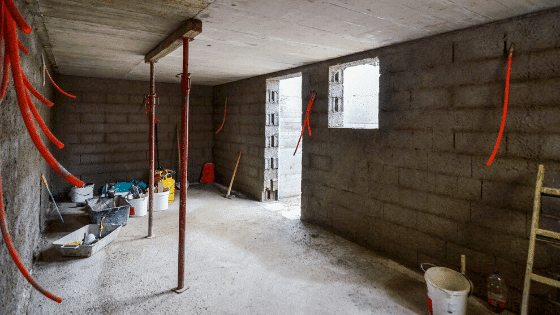 Waterproofing your basement is one of the things to update on your house.