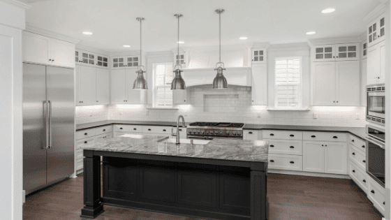 A new kitchen can make comfort the key focus in your home.