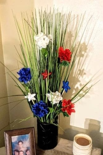 Artificial Flower spray