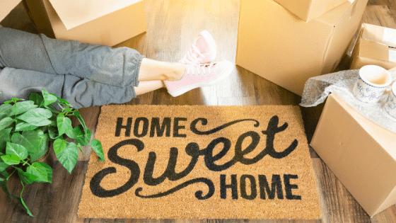 Home Sweet Home Carpet