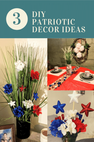 Try these three Fourth of July DIY ideas to celebrate the holidays on your homestead!