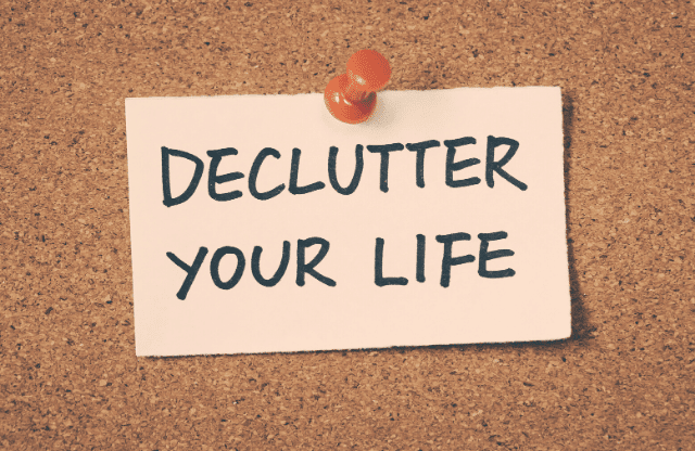 Learn all about the benefits of decluttering your home as well as tips and suggestions for eliminating stress and chaos.