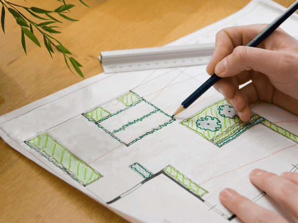 Professional Landscaping Plans