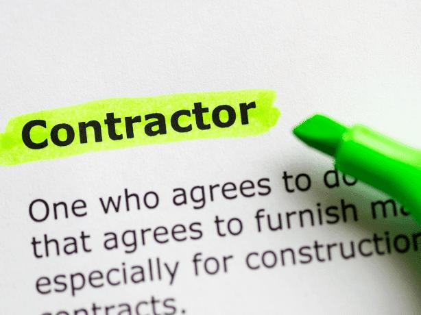 contractor definition