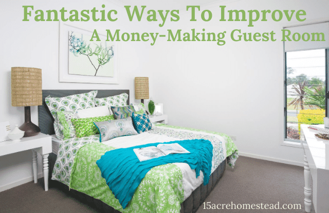 Money Making Guest Room featured Image