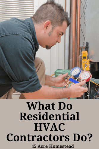 Do you really know what the job of HVAC contractors is? This post will explain their job and how they can be super useful to you!