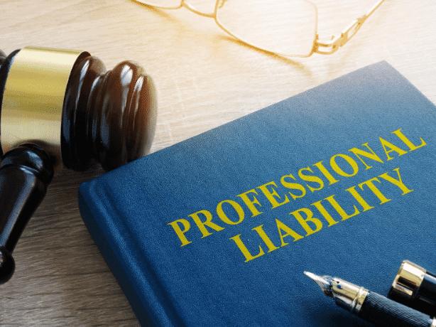 Professional liability book