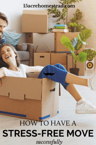 If you've experienced the stress of a move before, it makes sense to take steps to avoid that situation arising again. Here are some of the ways to achieve a stress-free move.