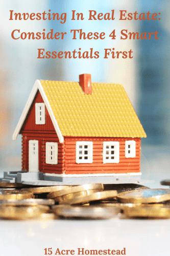 Before you go jumping into investing in real estate as a way to make money, consider these things first.