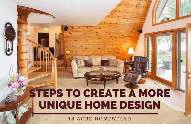 Unique home design featured image