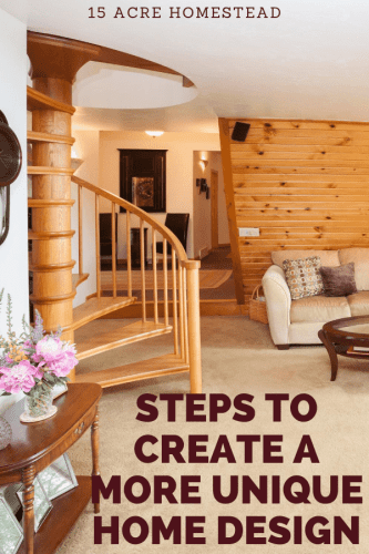Create a unique home design with the suggestions found here and finally have the home you have always wanted.