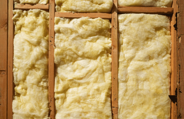 Insulation is important when updating an older home