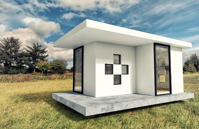 A unique house design