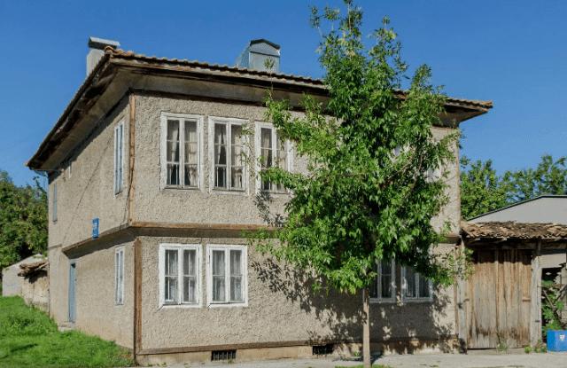 An older home