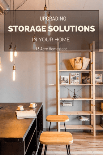 These suggestions will help you in upgrading storage for your home for both you and your family.