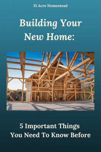 Sometimes building your new home is easier and better in the long run than simply upgrading. Find out how and why!