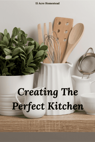 Creating the perfect kitchen is easy if you follow the tips and ideas presented here.