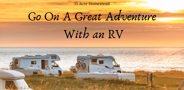 great adventure with an RV featured image
