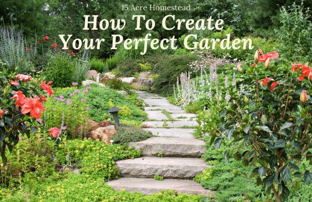 perfect garden feature