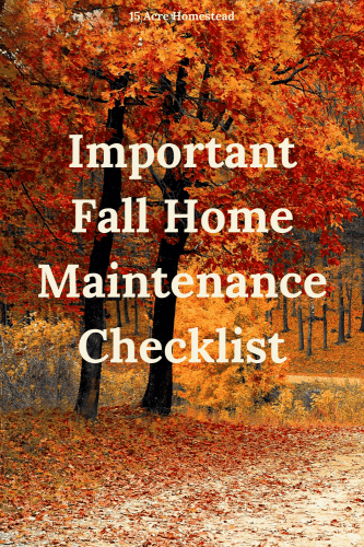 Whether you love the summer sun, or you can't wait for a crisp, cold winter, it is essential to make sure your property is prepared for the coming seasons. To avoid costly repairs and last-minute emergencies, be sure to add these items to your fall home maintenance checklist.