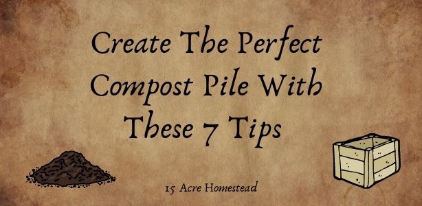 the perfect compost pile featured image