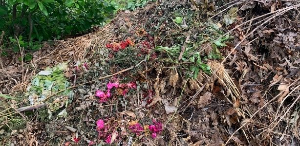 perfect compost pile