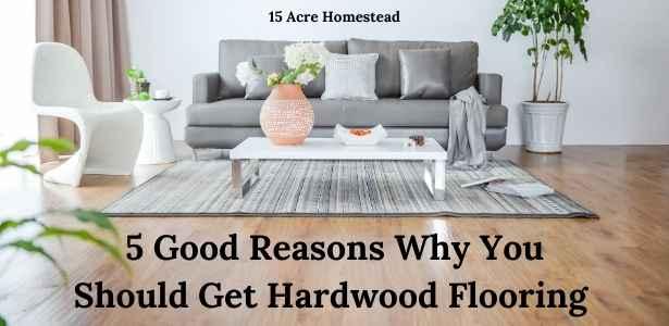 Hardwood flooring featured image