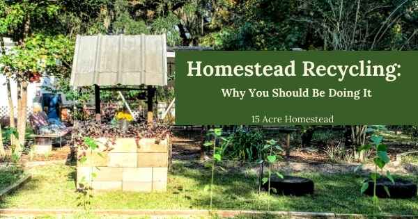 homestead recycling featured image