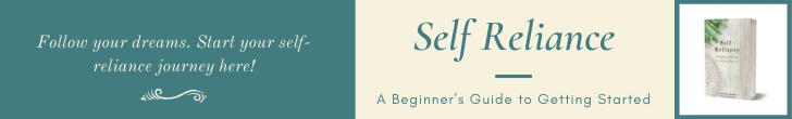 Self Reliance A Beginners Guide