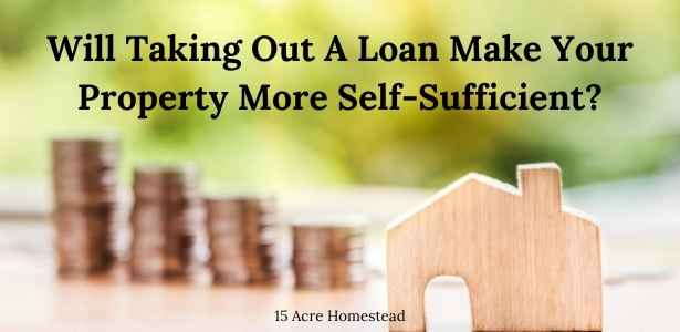 Taking out a loan featured image
