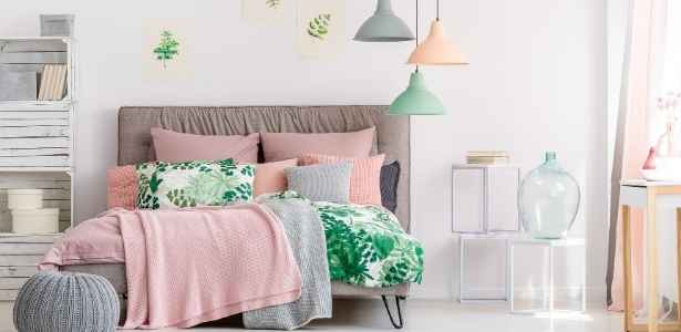 color in the bedroom