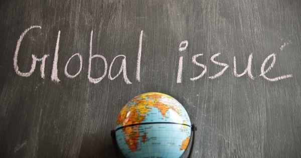 global issue sign