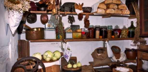 Achieving self sufficiency may mean you need a root cellar