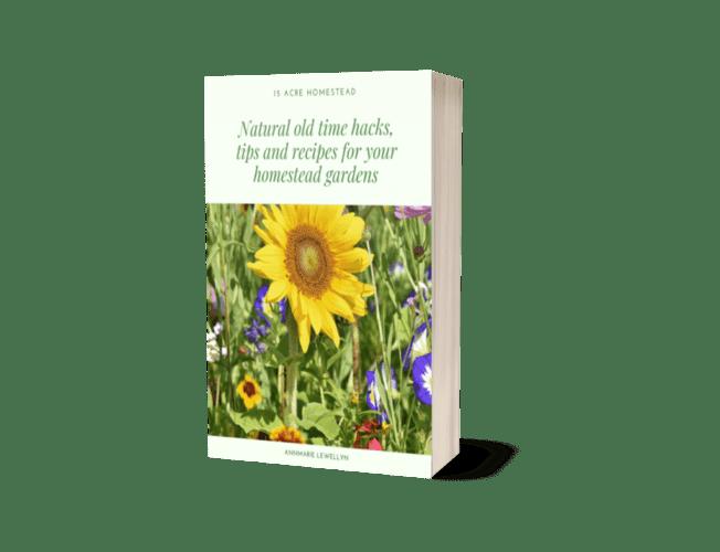 15 Acre Homestead Book